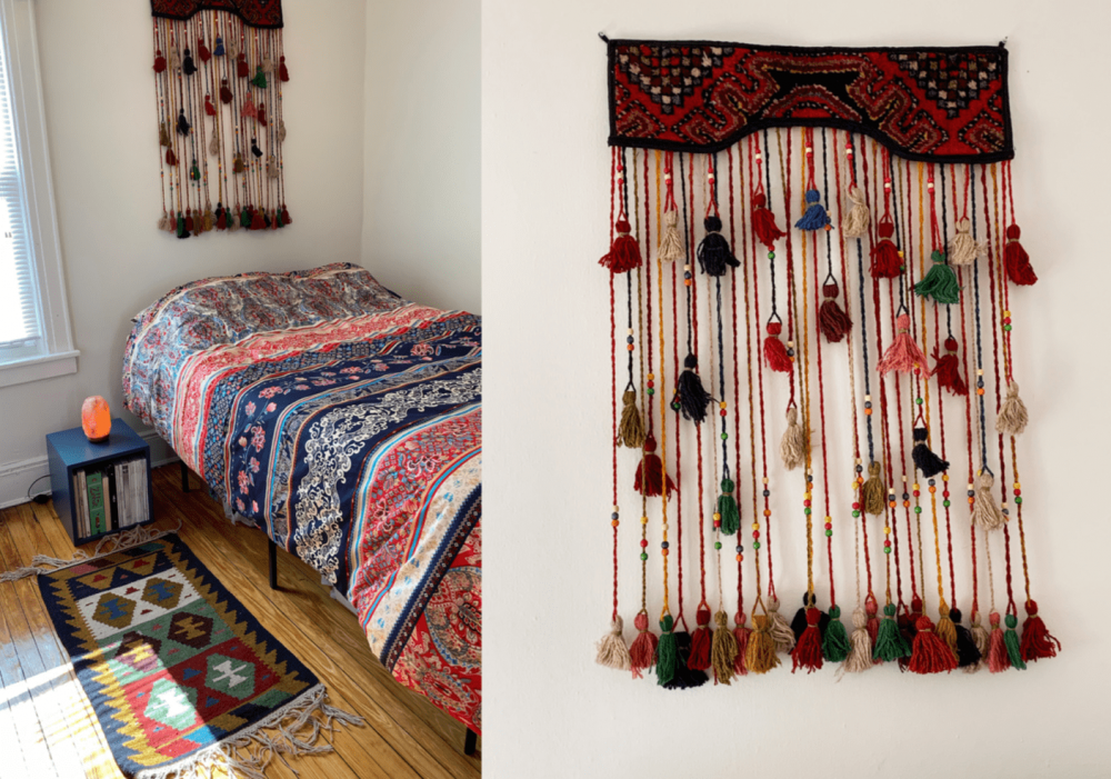 Coping With Culture Shock Through Handicrafts The Persian Rug In The Ex Patriate American Home Design Studies