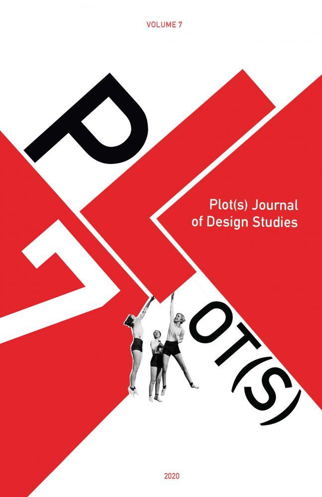 Plots Journal of Design Studies Volume 7 Cover