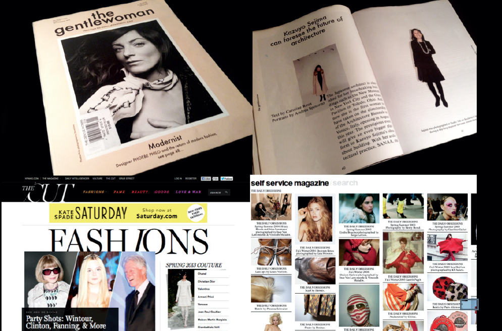 Fashion Dissertation: Research on Fashion Stereotypes and Trends by ...