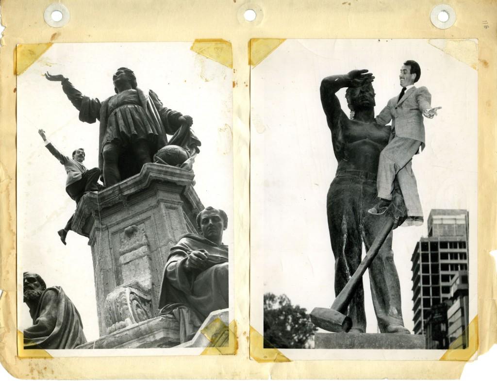 Raymond Climbing Sculptures