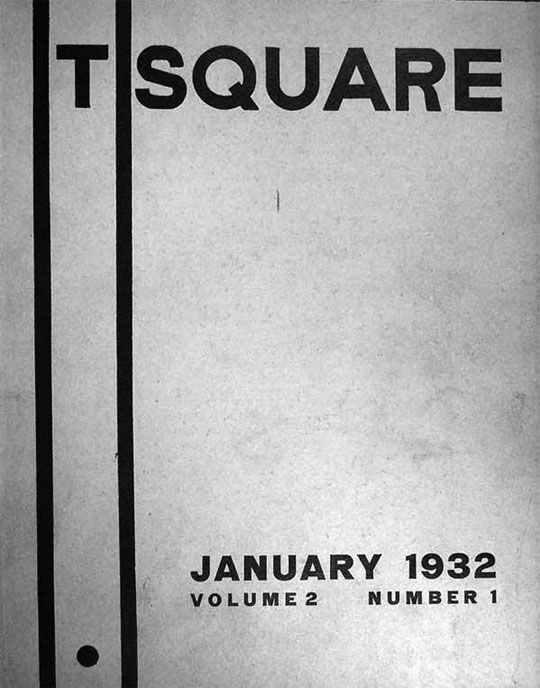 t-square-club-journal