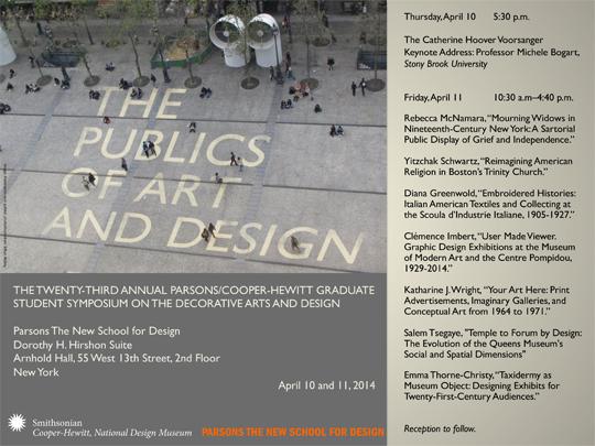 PublicsOfArt&Design