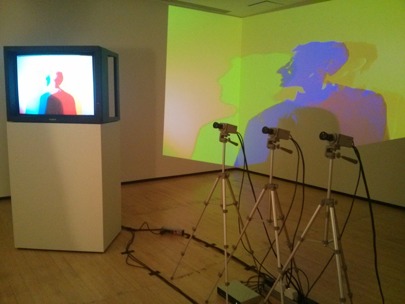 """Three Camera Participation/Participation TV."" Photo: 50Museums"