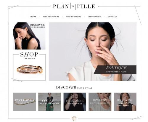 PDV Website Screenshot