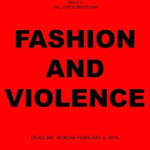 fashion _ violence