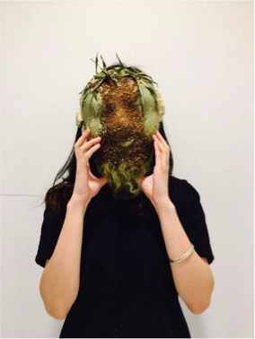 "Xiaoxuan Fu's ""Dragon Tree Mask"""