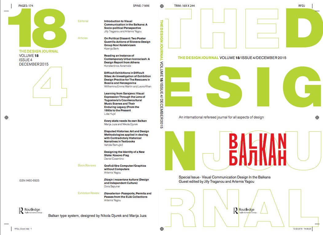 Design in the Balkans