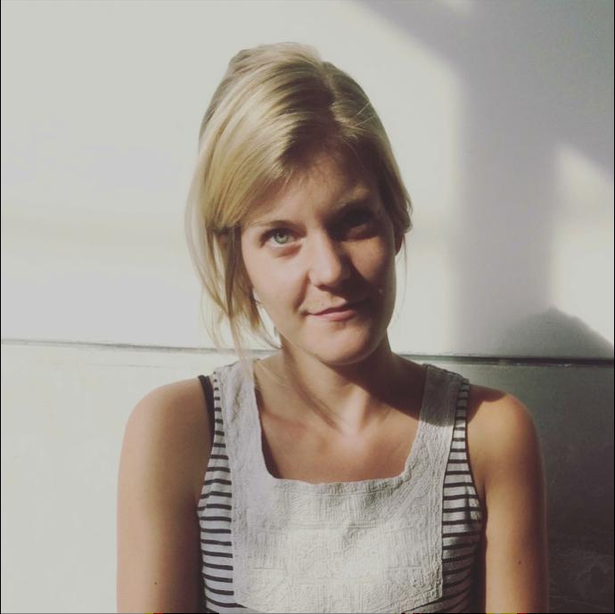 Lisa Merk portrait