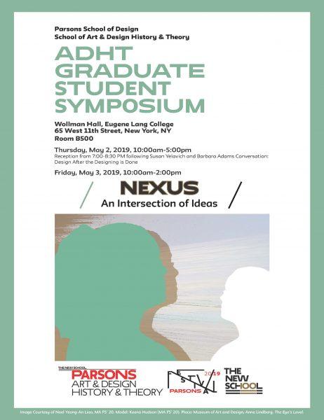 2019 ADHT Graduate Student Symposium